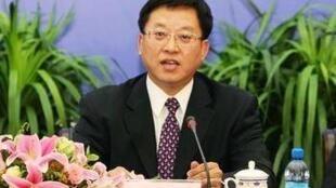 Ông Cốc Xuân Lập (Gu Chun Li) là quan chức cao cấp nhất của tỉnh Cát Lâm bị điều tra tham nhũng- DR