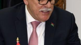 Fayez El-Sarraj, ici le 31 mars 2016 à Tripoli.