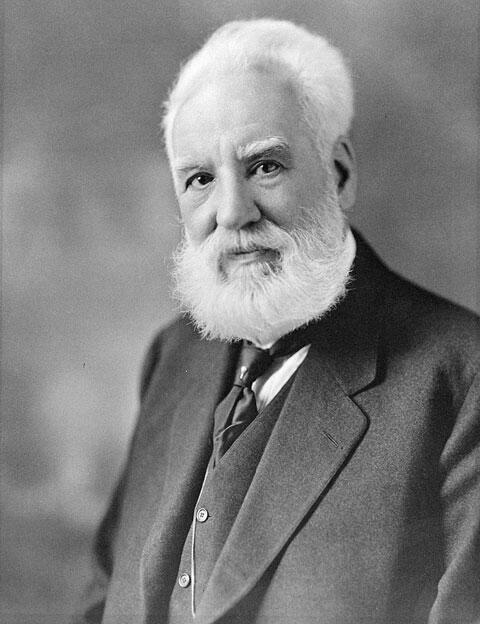 លោក អាឡិចសាន់ដ័រ ហ្ក្រាហាំ ប៊ែល (Alexander Graham Bell)