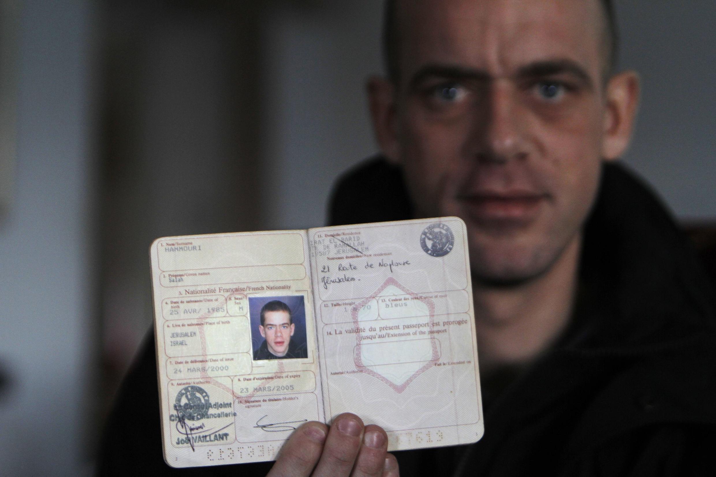 Salah Hamouri a été libéré le 18 décembre 2011.