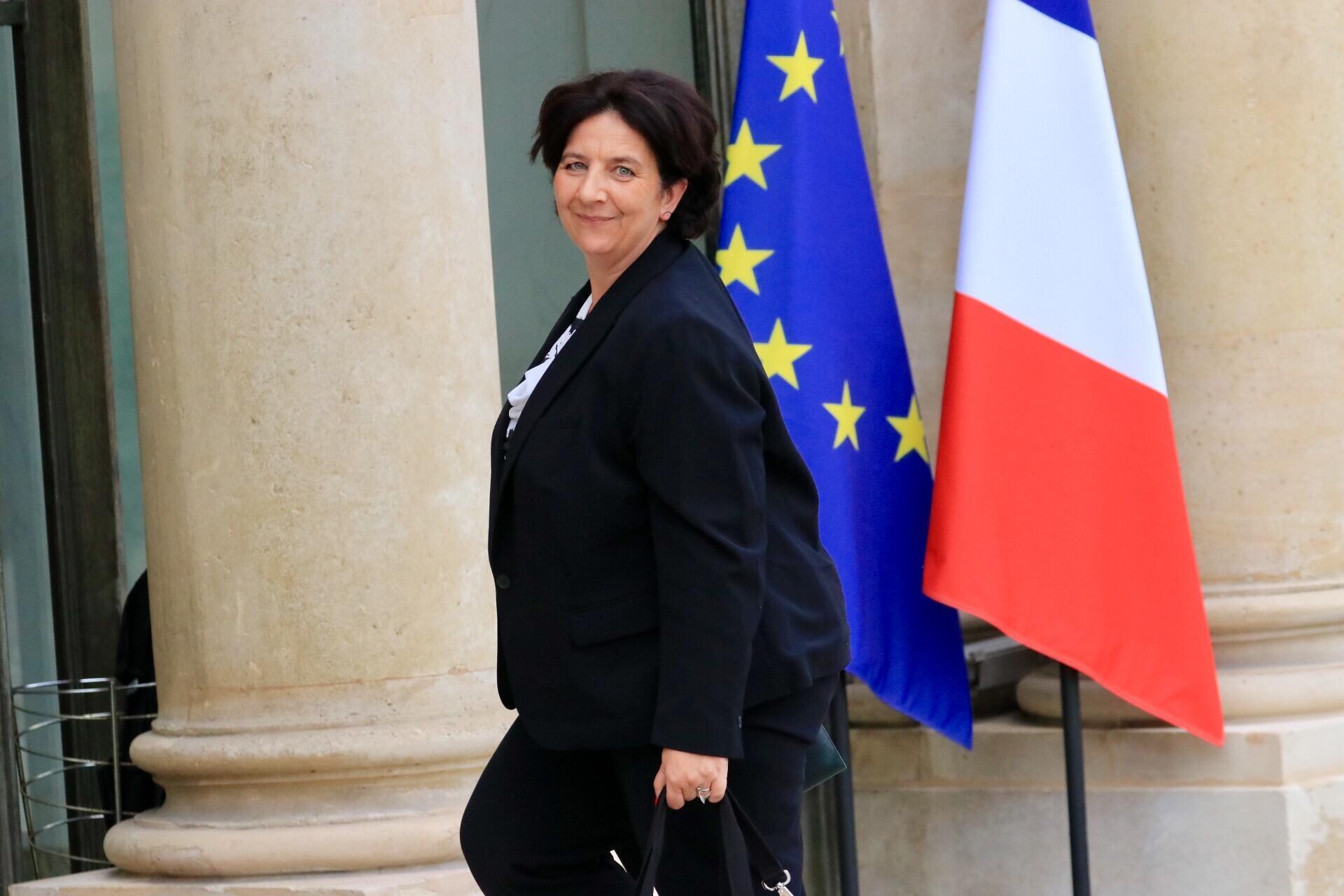 Министр высшего образования, исследований и инноваций Франции Фредерик Видаль.