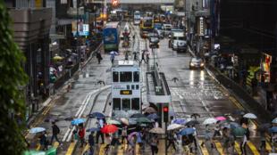 Las detenciones por la nueva unidad de la policía de seguridad nacional de Hong Kong son las últimas de una serie de acciones  contra la disidencia que están cambiando la imagen de la ciudad