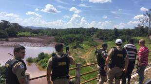 La rupture d'une digue de la mine de minerai de fer du géant Yale à Brumadinho, a causé la mort le 25 janvier dernier de plus de 300 personnes.