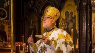 Глава архиепископии русских приходов в Западной Европе, архиепископ Иоанн Реннето