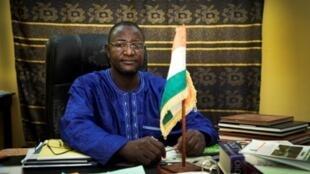 Yacouba Soumana Gaoh, mkuu wa jimbo la Diffa, Niger.