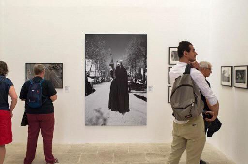 L'exposition « Iran année 38 » aux Rencontres de la photographie d'Arles jusqu'au 24 septembre 2017.