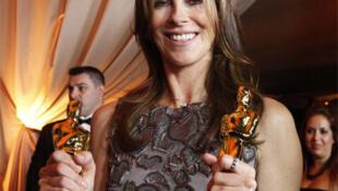 Kathryn Bigelow, que ganhou Oscars de Melhor Diretor e Melhor Filme, prepara projeto sobre a morte de Bin Laden.
