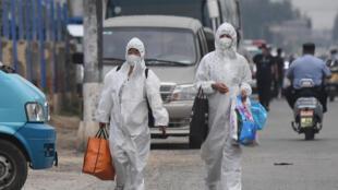 Ранее в Пекине заверяли, что ситуация с COVID-19 находится под контролем
