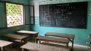 Ecole privée cours imam Assane Cissé de Guédiawaye à Dakar.