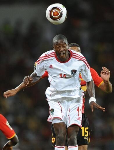 Le Malawite Esau Kanyenda.