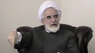 مهدی کروبی، از رهبران جنبش سبز - تصویر آرشیوی
