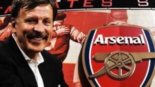 Mmiliki wa klabu ya Arsenal, Stan Kroenke