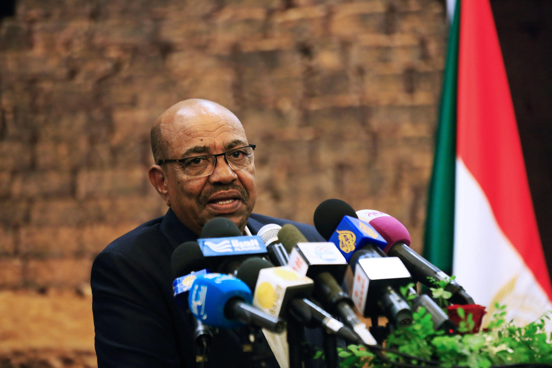 Rais wa Sudan, Omar al-Bashir, picha imepigwa October 30, 2016.