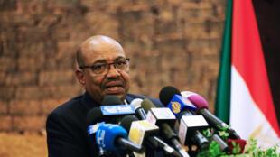 Rais wa Sudan Omary al Bashir