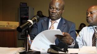Roger Lumbala - RDC