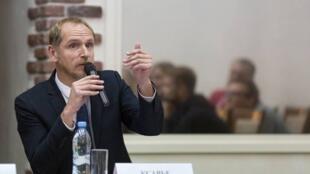Атташе по сотрудничеству в области среднего и высшего образования посольства Франции в Беларуси Ксавье Ле Торривеллек
