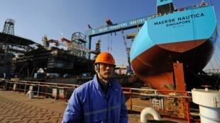 """هشتاد درصد فعالیت """"مرسک اوُیل"""" در دریای شمال است و ظرفیت فنی بالایی در این منطقه دارد."""