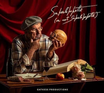 Le nouvel album de Richard Gotainer «Saperlipopette (or not saperlipopette)».