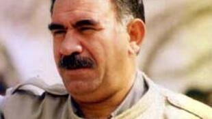 عبدالله اُوجالان، رهبرحزب کارگران کُرد ترکیه