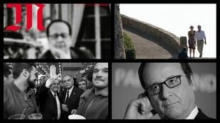 O mandato do presidente francês, François Hollande, chega ao fim no próximo mês de maio.