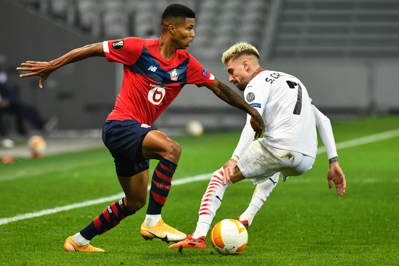Reinildo - Lille - LOSC - Desporto - Futebol - Moçambique - Ligue 1