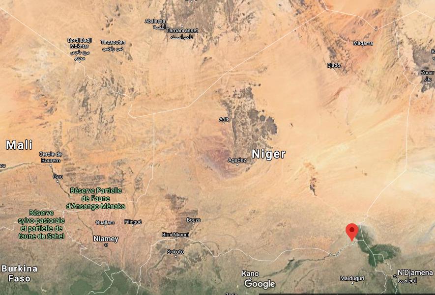 Niger - Toumour