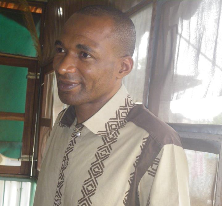 Thierry Michel Atangana.