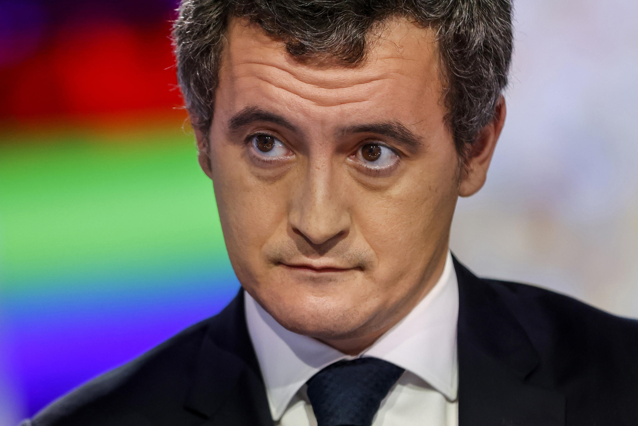 Darmanin has become the focus of anti-government protests over police violence