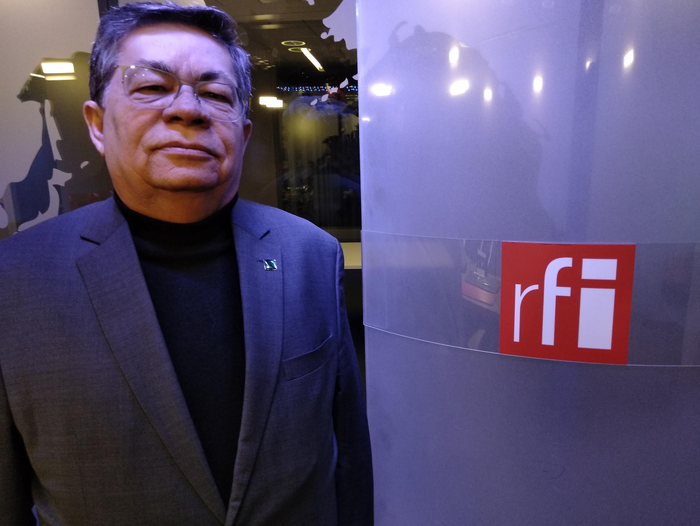 George Teixeira, presidente honorário da Confederação Empresarial da CPLP e presidente da Confederaçéao das Associações Comerciais e Empresariais do Brasil.