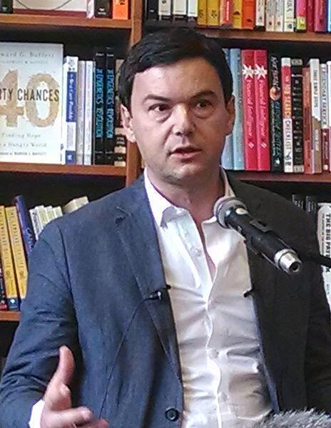 """Thomas Piketty , autor do """"Capital no Século 21""""."""