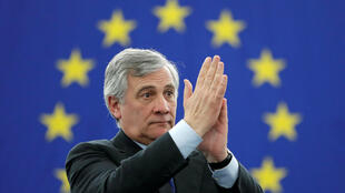 Antonio Tajani, novo presidente do Parlamento europeu.