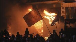 Киев, 19 января 2014 г.