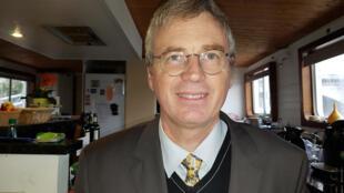 Olivier Lambeaux, directeur des opérations et de la géo-information de Téléspazio France.