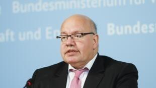 Le ministre allemand de l'Economie Peter Altmaier a annoncé que l'Etat pourrait entrer au capital d'une dizaine d'entreprises en difficulté.