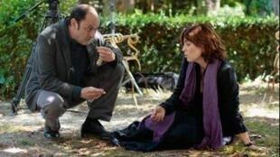 Jean-Pierre Bacri et Agnès Jaoui