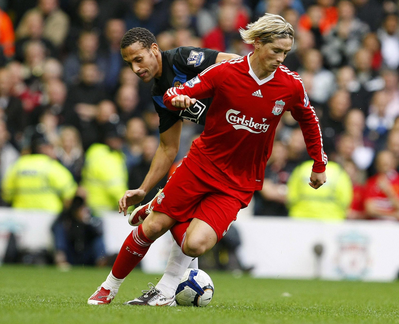 L'Espagnol Fernando Torres.