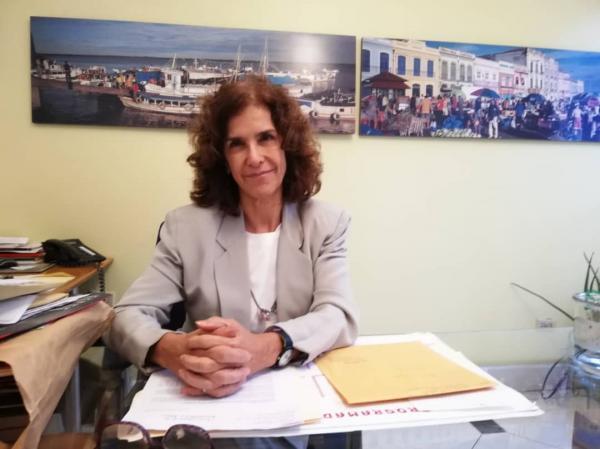 Irlanda Rincón, diretora do Instituto Cultural Brasil Venezuela