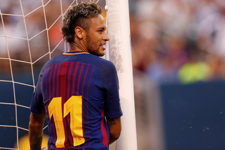 An kammala cinikin Neymar zuwa Barcelona