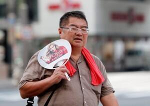 日本熱浪造成15人死亡上萬人就醫