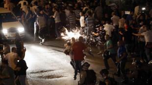 Conflitos em Jerusalém já deixaram sete mortos
