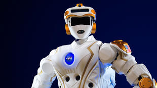 Les ingénieurs de la Nasa travaillent depuis plusieurs années à la conception d'humanoïdes « robonautes ».