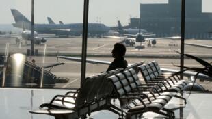 Sân bay Sheremetyevo Matxcơva, nơi được cho là cựu nhân viên mật Mỹ Edward Snowden quá cảnh từ ngày 23/6/2013.