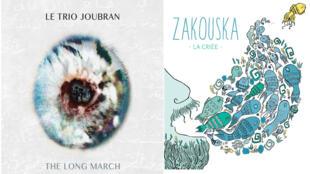 Trio Joubran et Zakouska.