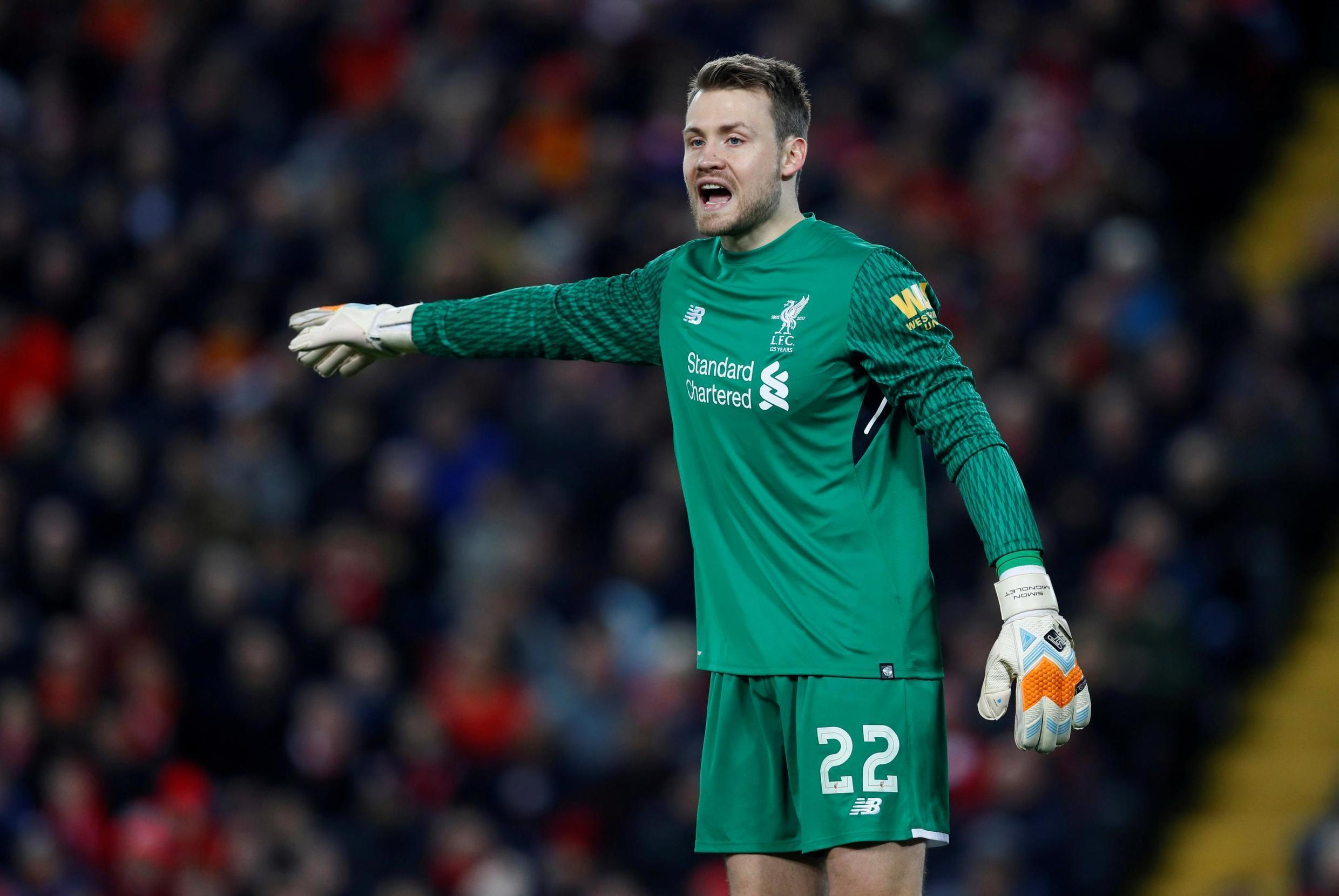 Simon Mignolet arrived at Liverpool in 2013 from Sunderland.