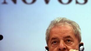 El expresidente de Brasil Luiz Ignacio Lula da Silva en la mira de la justicia.