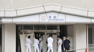 Les hôpitaux japonais sont sous tension.