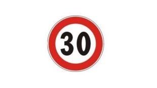"""La idea de la campaña '30 kilómetros hora' es """"pacificar la circulación""""."""