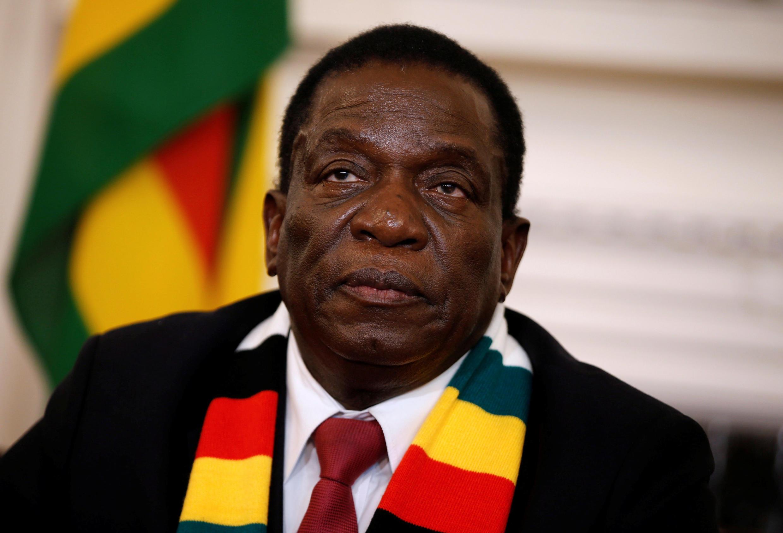 Jam'iyyun adawar a Zimbabwe na kalubalantar nasarar Emmerson Mnangagwa wanda ke matsayin mataimakin shugaban Robert Mugabe tsawon shekaru kafin murabus dinsa a bara.
