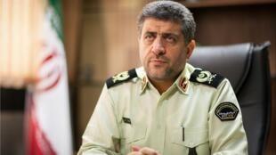 عزیزالله ملکی، فرمانده نیروی انتظامی استان هرمزگان