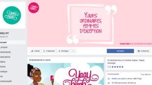 Le site yaay.sn permet aux femmes dakaroise de se donner des conseils et de se rencontrer et même d'organiser des événements.